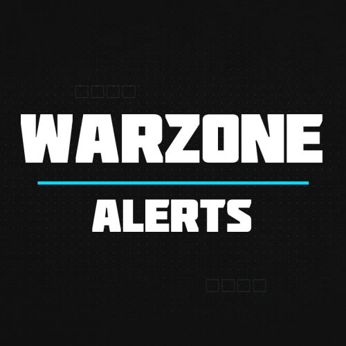 call of duty warzone alerts