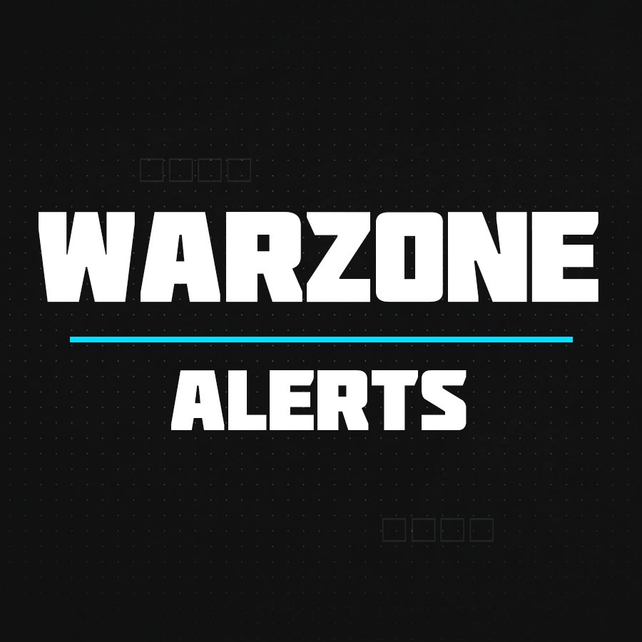 Call Of Duty Alerts Warzone Animated Alerts Hexeum