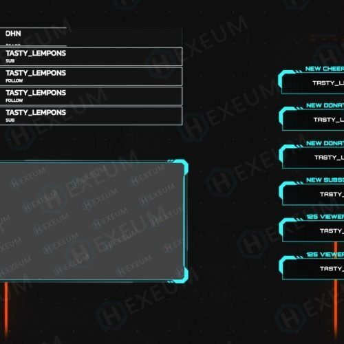Hyper Scape Event list