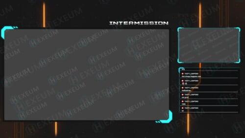 Hyper Scape intermission
