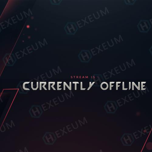 valorant twitch offline banner