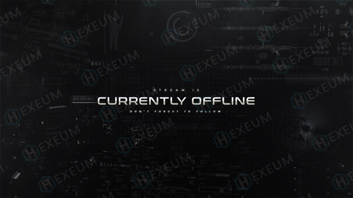 call of duty twitch offline banner