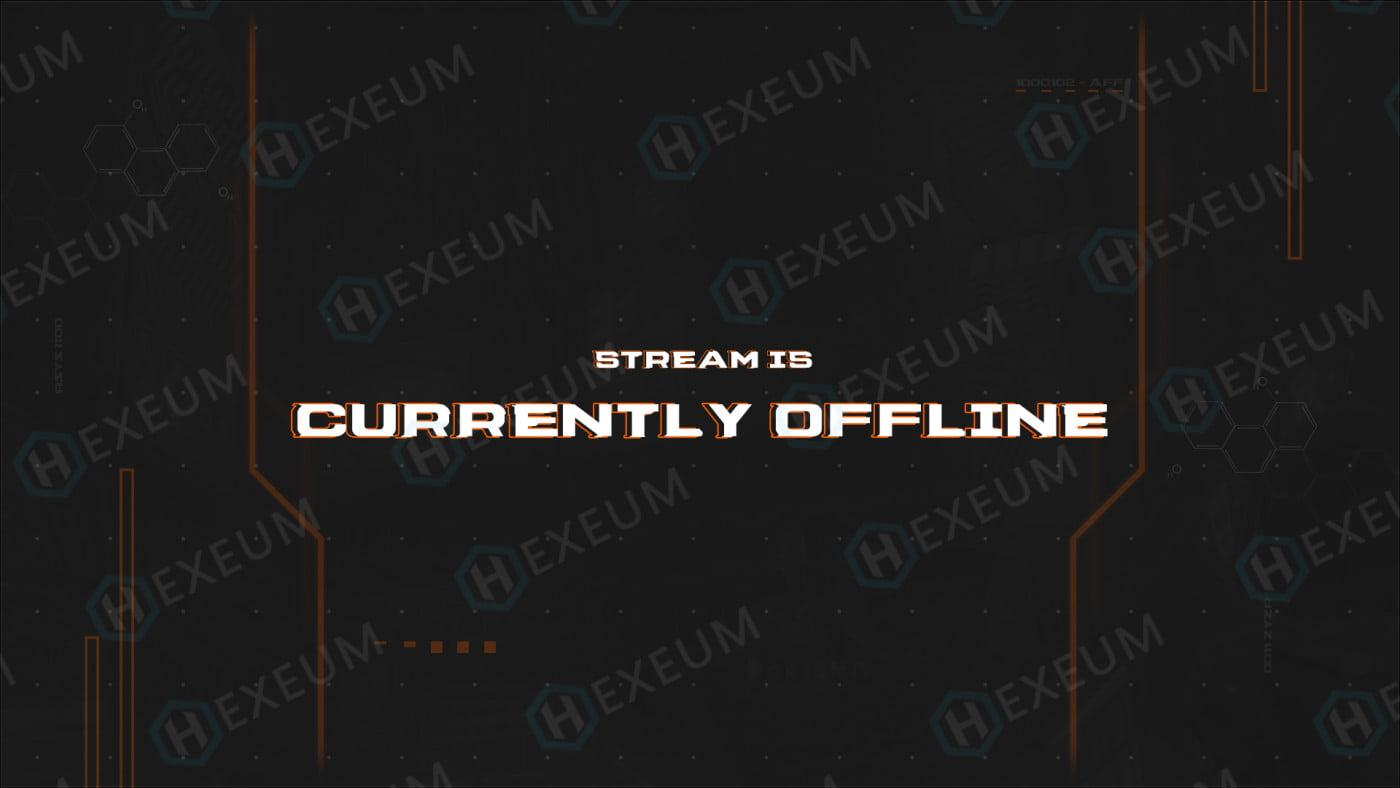 hyper scape twitch offline banner