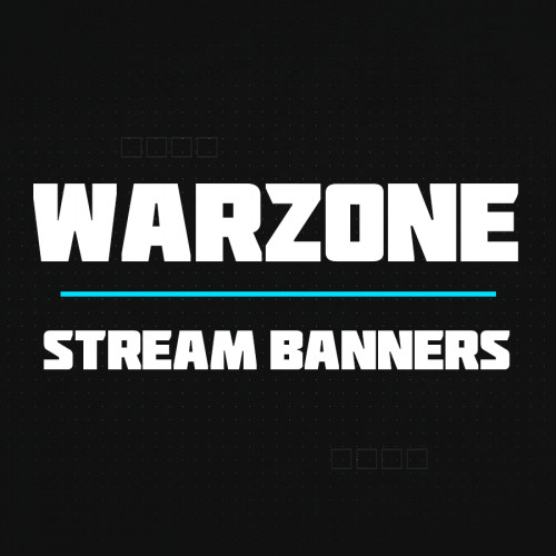 call of duty stream banner