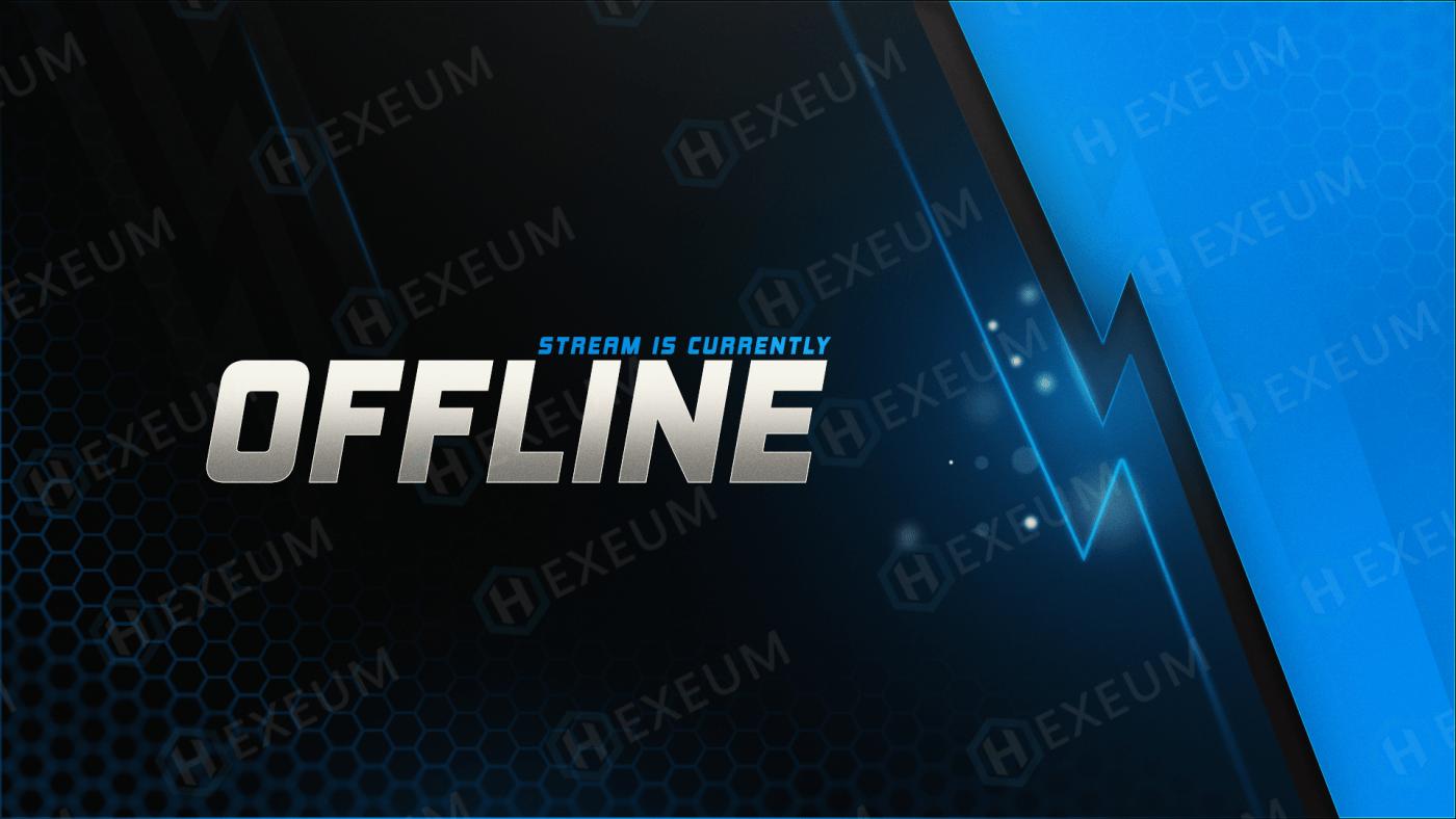 twitch offline banner free