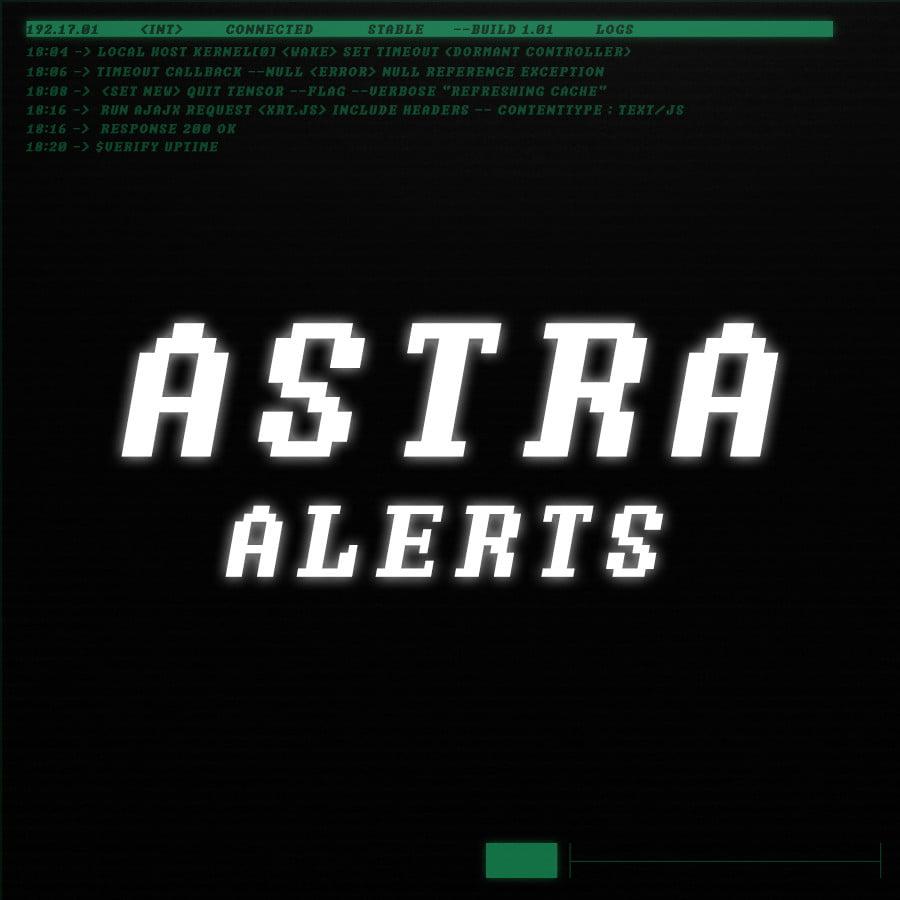 retro twitch alerts