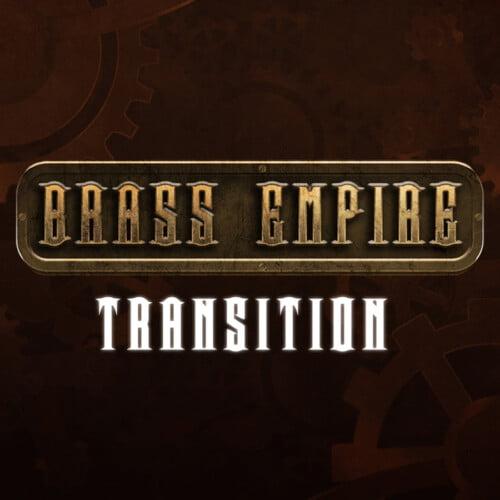 steampunk stinger transition