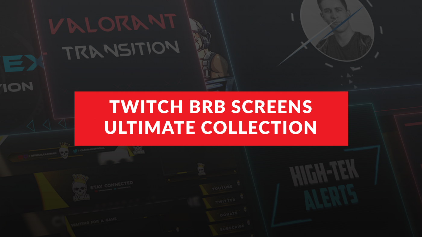 twitch be right back collection
