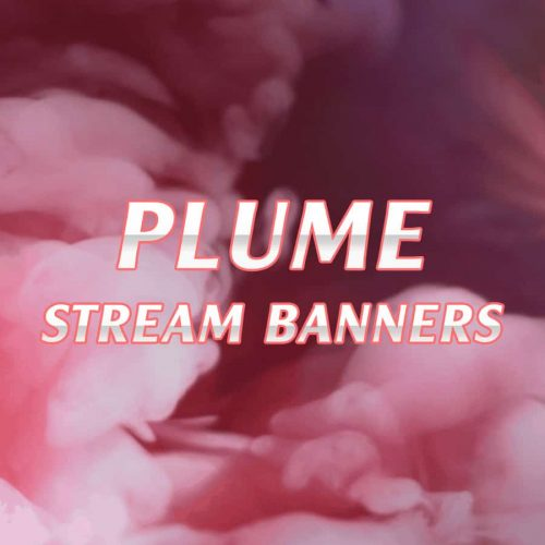 pink twitch banners