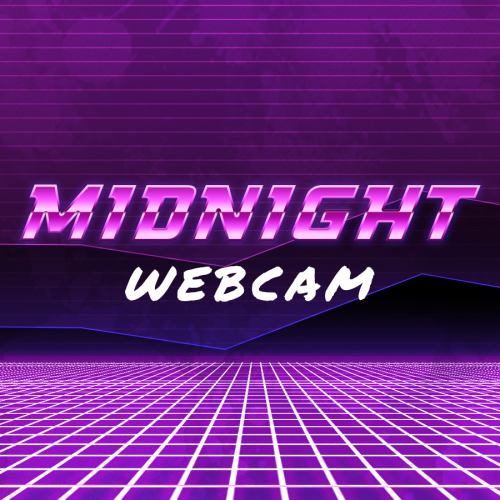 retro webcam overlay thumbnail