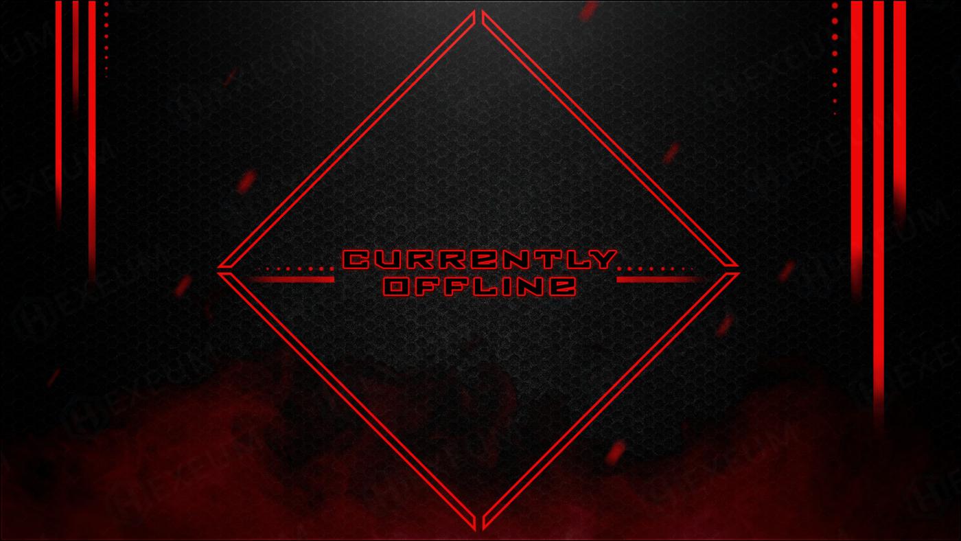 apex legends twitch offline banner