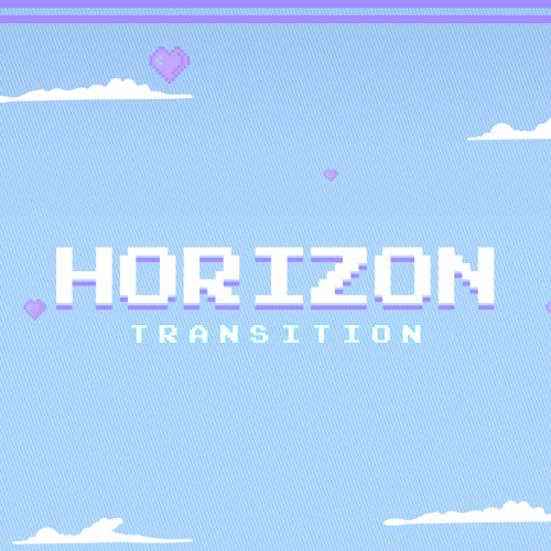 pixel transition