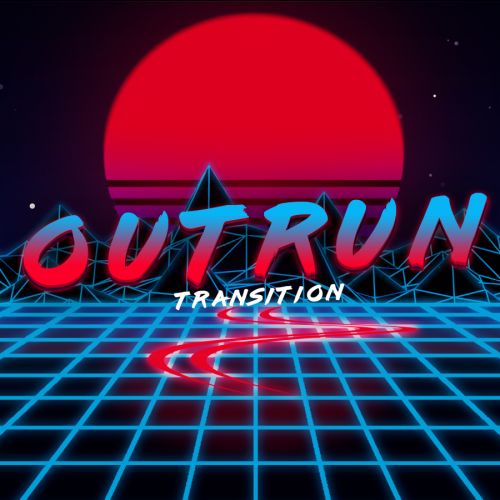 retrowave transition