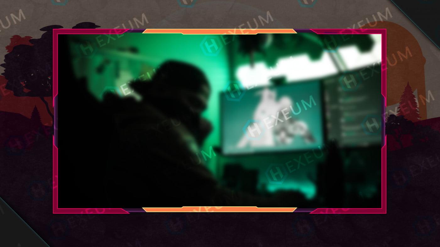 rust webcam overlay