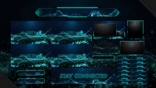 particle twitch overlay