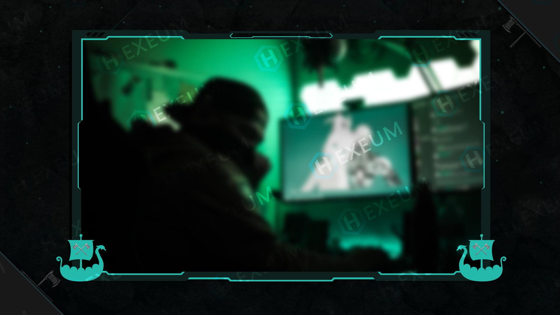 Ancient Webcam Overlay