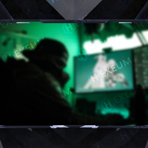 Black Webcam Overlay