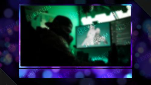 Ethereal Webcam Overlay