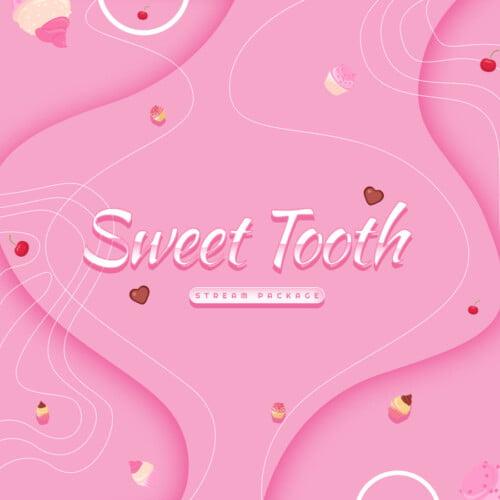 Sweet Tooth Stream Overlay Thumbnail