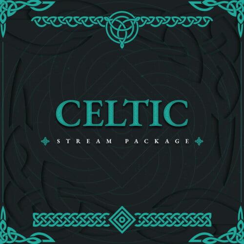 Celtic Fantasy Stream Overlay Thumbnail