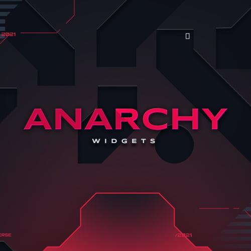 Anarchy Tech Streamlabs Widgets