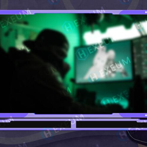 Anime Webcam Overlay